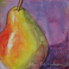 Pear 4x4 - © Jana R. Johnson