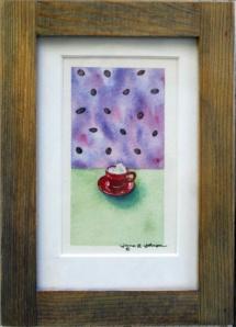 Cuppa Cappuccino - © Jana R. Johnson