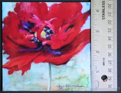 © Jana R. Johnson Poppy Green