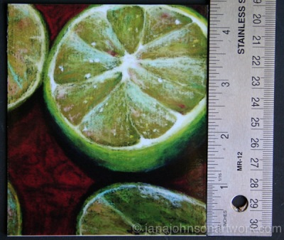 © Jana R. Johnson limes