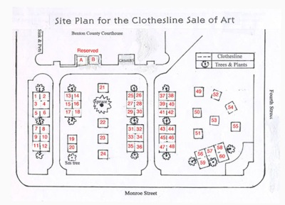 Clothesline-Map