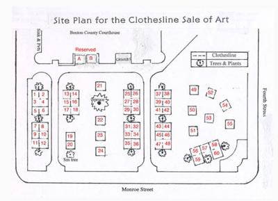 Clothesline-Map