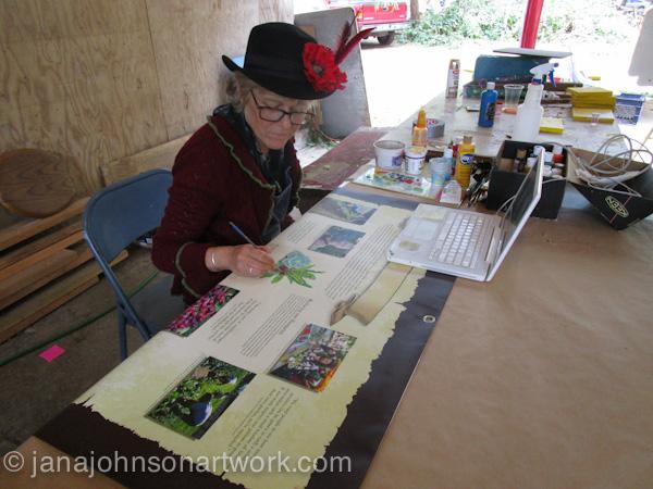 ©Jana R. Johnson janajohnsonartwork.com/blog2015Jul09--IMG_1439