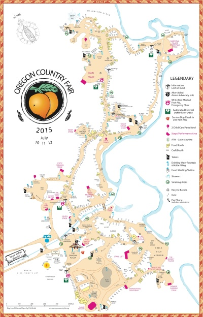 OCF Fair map