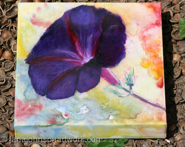 ©Jana R. Johnson janajohnsonartwork.com/blog2015Jul22--IMG_1327