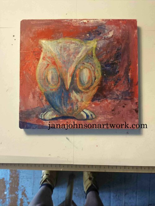 ©JanaJohnsonArtwork.com/blog-Owl-1