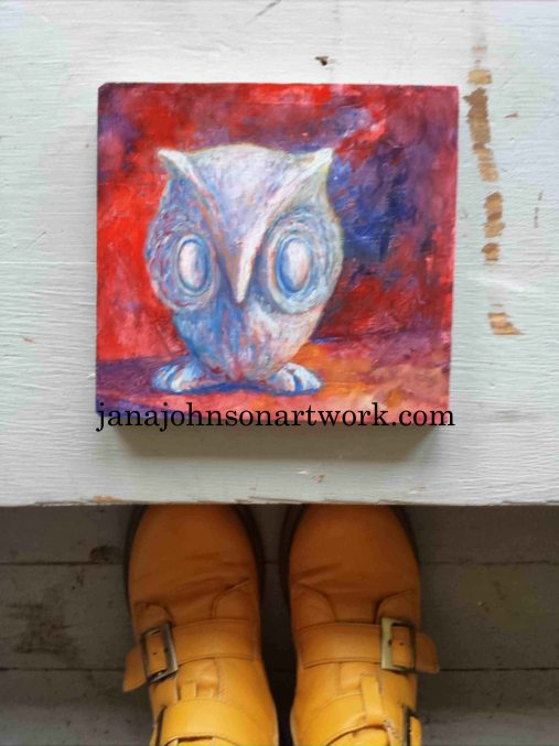©JanaJohnsonArtwork.com/blog-Owl-2